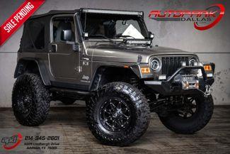 2004 Jeep Wrangler X w/ Many Upgrades in Addison TX, 75001