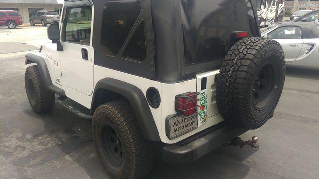2004 Jeep Wrangler X in Amelia Island, FL 32034