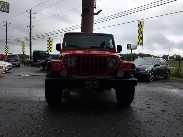 2004 Jeep Wrangler Unlimited in San Antonio, Texas 78006