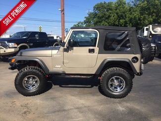 2004 Jeep Wrangler Sport in Boerne, Texas 78006