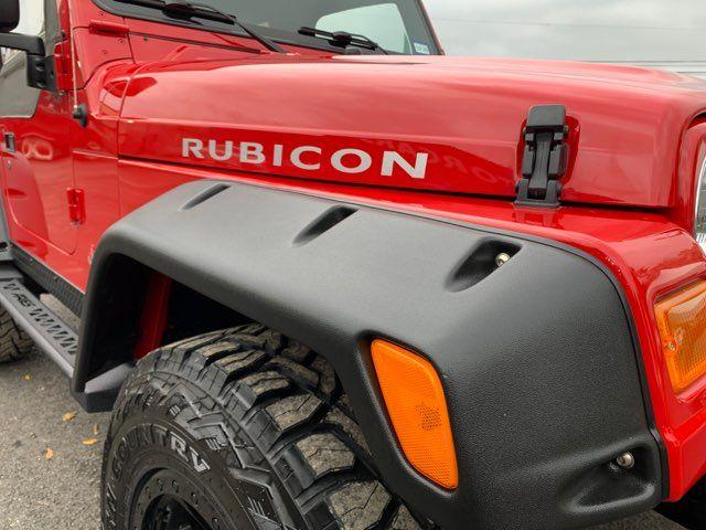 2004 Jeep Wrangler Rubicon in Boerne, Texas 78006