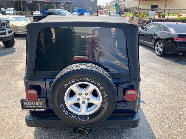 2004 Jeep Wrangler X in Boerne, Texas 78006