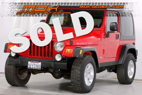 2004 Jeep Wrangler Rubicon - AUTO - Hardtop - A/C in Los Angeles