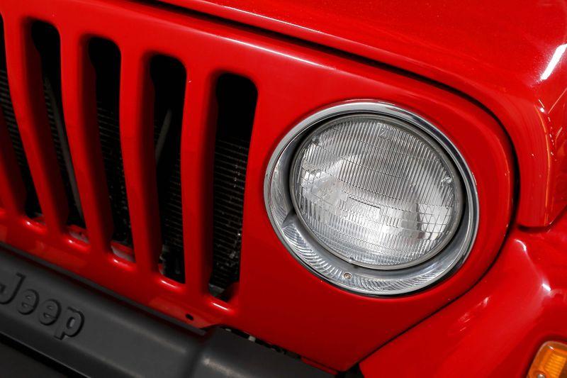 2004 Jeep Wrangler Rubicon - AUTO - Hardtop - AC  city California  MDK International  in Los Angeles, California
