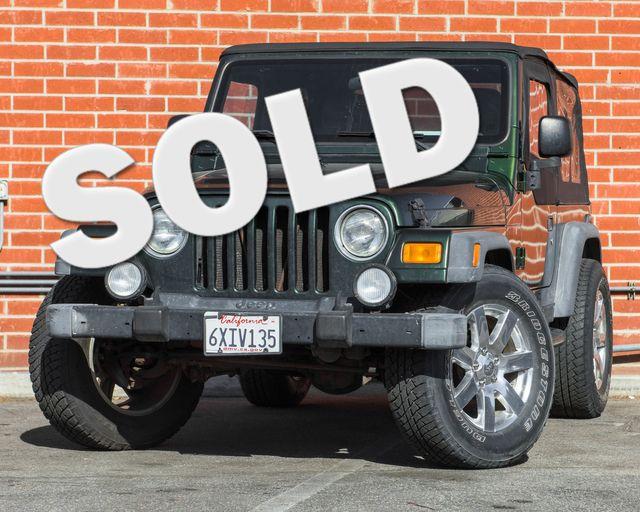 2004 Jeep Wrangler WILLEYS Burbank, CA