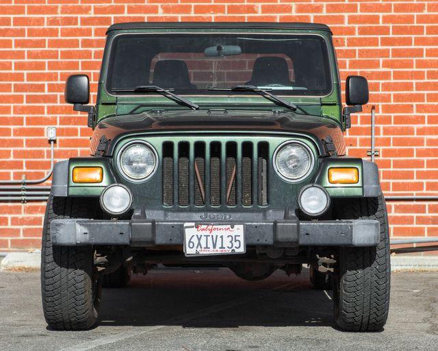 2004 Jeep Wrangler WILLEYS Burbank, CA 1