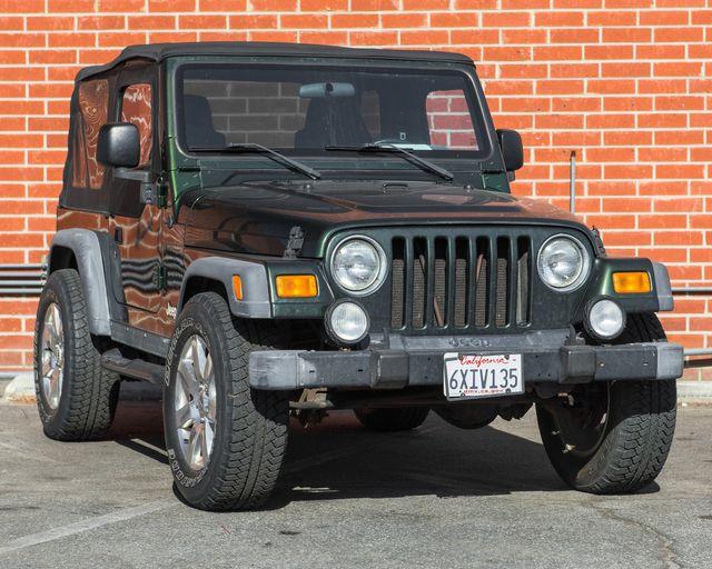 2004 Jeep Wrangler WILLEYS Burbank, CA 2