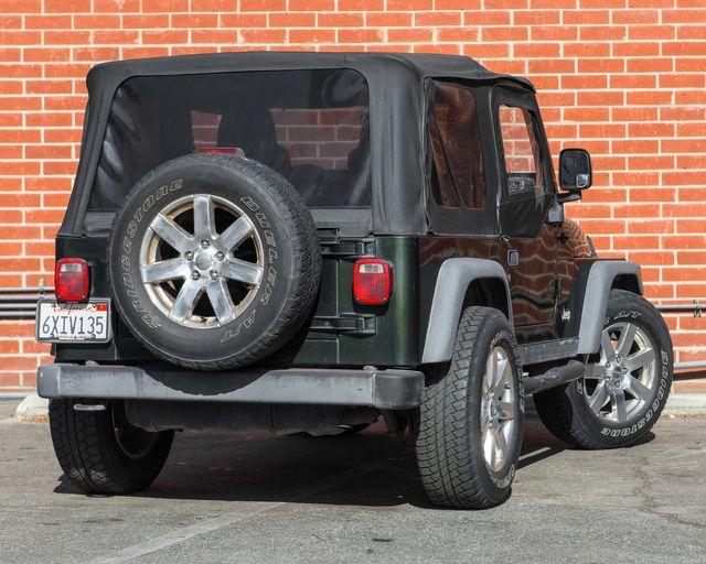 2004 Jeep Wrangler WILLEYS Burbank, CA 5
