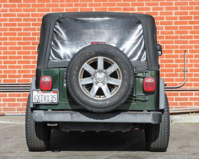 2004 Jeep Wrangler WILLEYS Burbank, CA 6