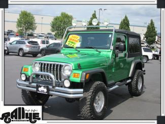 2004 Jeep Wrangler Unlimited 4WD in Burlington, WA 98233