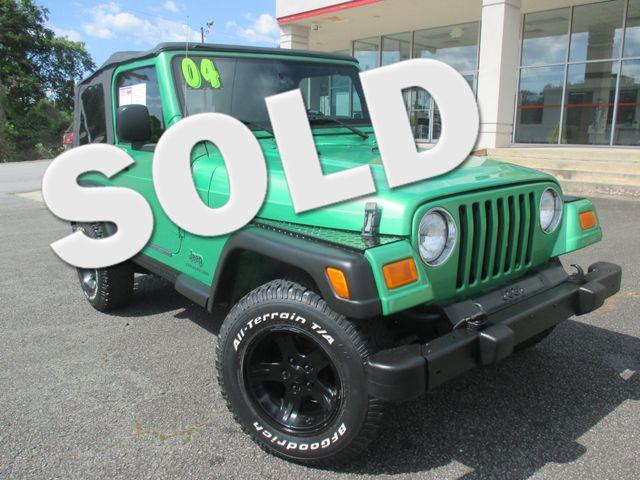 2004 Jeep Wrangler Sport Canton , GA