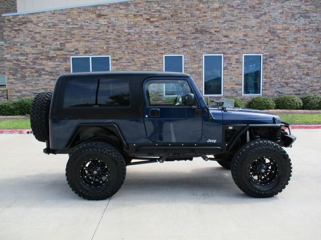 2004 Jeep Wrangler Unlimited in Corpus Christi, TX 78412