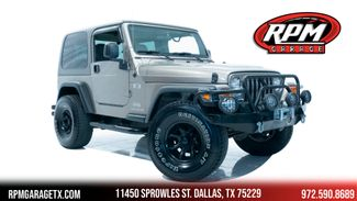 2004 Jeep Wrangler X with Many Upgrades in Dallas, TX 75229
