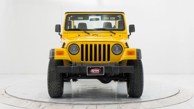 2004 Jeep Wrangler X with Upgrades in Dallas, TX 75229