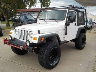 2004 Jeep Wrangler Sport Fayetteville , Arkansas 1