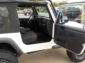 2004 Jeep Wrangler Sport Fayetteville , Arkansas 11