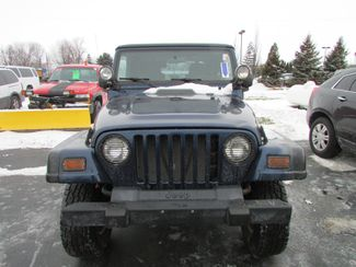 2004 Jeep Wrangler 4WD in Fremont OH, 43420