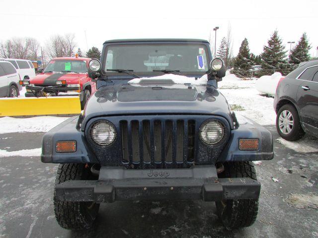2004 Jeep Wrangler 4WD