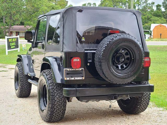 2004 Jeep Wrangler Sahara in Hope Mills, NC 28348