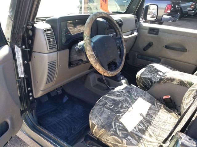 2004 Jeep Wrangler Rubicon Houston, Mississippi 9