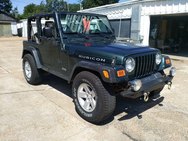 2004 Jeep Wrangler Rubicon Houston, Mississippi 1