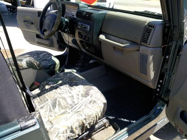 2004 Jeep Wrangler Rubicon Houston, Mississippi 10