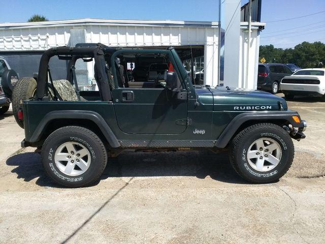 2004 Jeep Wrangler Rubicon Houston, Mississippi 3