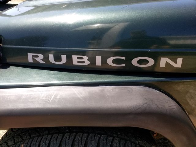2004 Jeep Wrangler Rubicon Houston, Mississippi 6