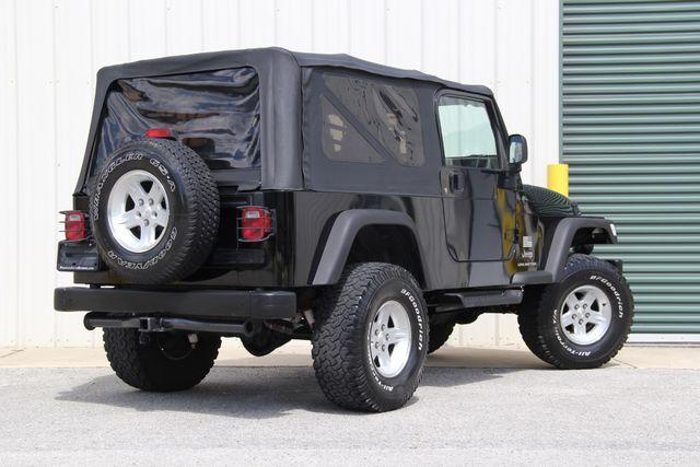 2004 Jeep Wrangler Unlimited Jacksonville , FL 42