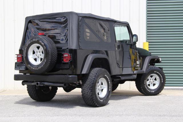 2004 Jeep Wrangler Unlimited Jacksonville , FL 3