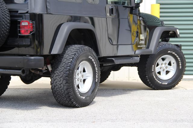 2004 Jeep Wrangler Unlimited Jacksonville , FL 20
