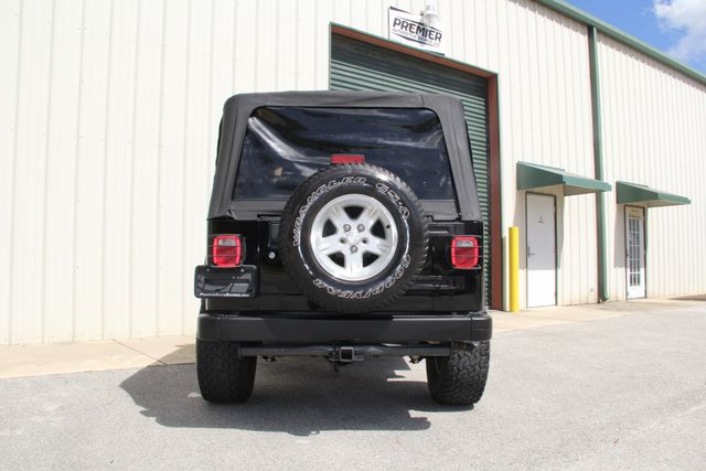 2004 Jeep Wrangler Unlimited Jacksonville , FL 18