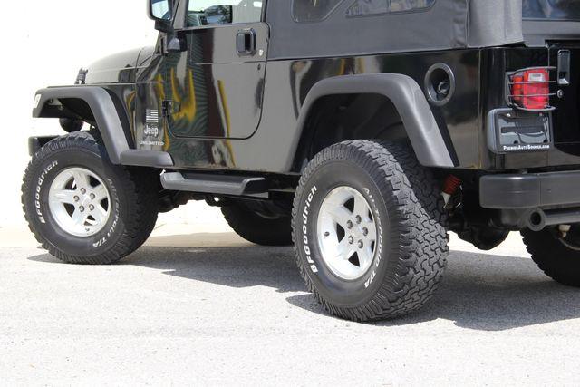 2004 Jeep Wrangler Unlimited Jacksonville , FL 19