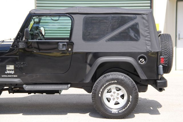 2004 Jeep Wrangler Unlimited Jacksonville , FL 8