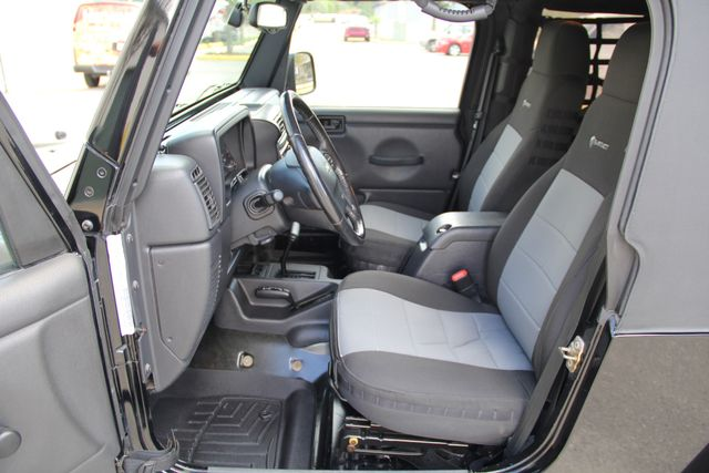 2004 Jeep Wrangler Unlimited Jacksonville , FL 31