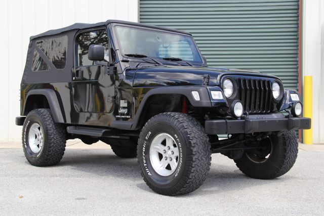 2004 Jeep Wrangler Unlimited Jacksonville , FL 40