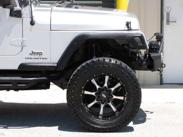 2004 Jeep Wrangler Unlimited LJ Jacksonville , FL 10