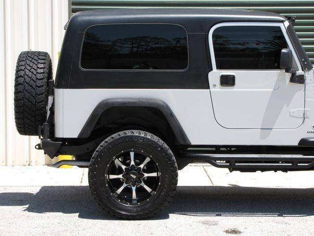 2004 Jeep Wrangler Unlimited LJ Jacksonville , FL 11
