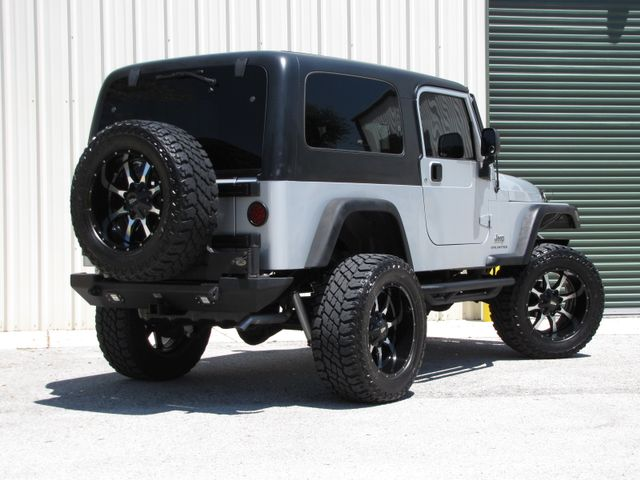 2004 Jeep Wrangler Unlimited LJ Jacksonville , FL 3