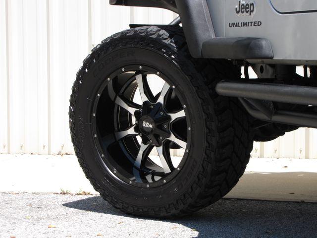 2004 Jeep Wrangler Unlimited LJ Jacksonville , FL 5