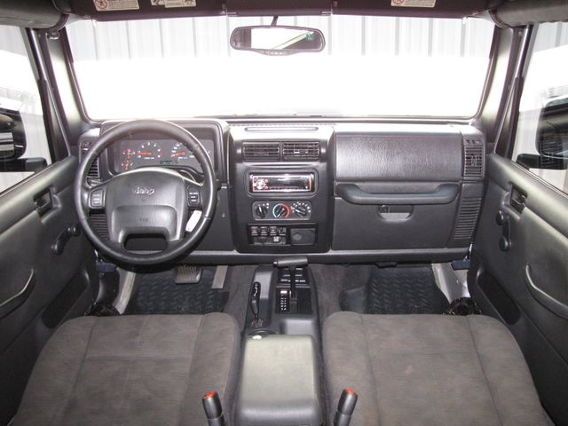 2004 Jeep Wrangler Unlimited LJ Jacksonville , FL 30