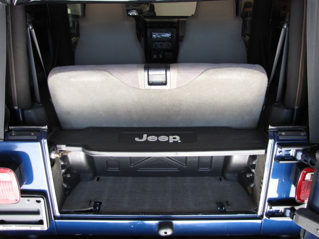 2004 Jeep Wrangler Rubicon Jacksonville , FL 32