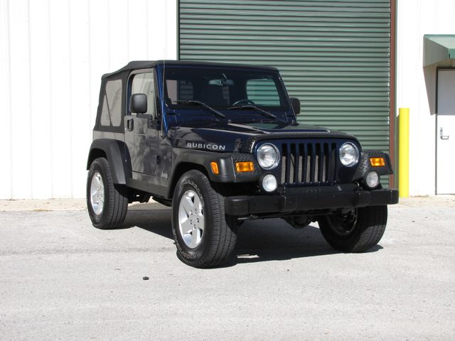 2004 Jeep Wrangler Rubicon Jacksonville , FL 35