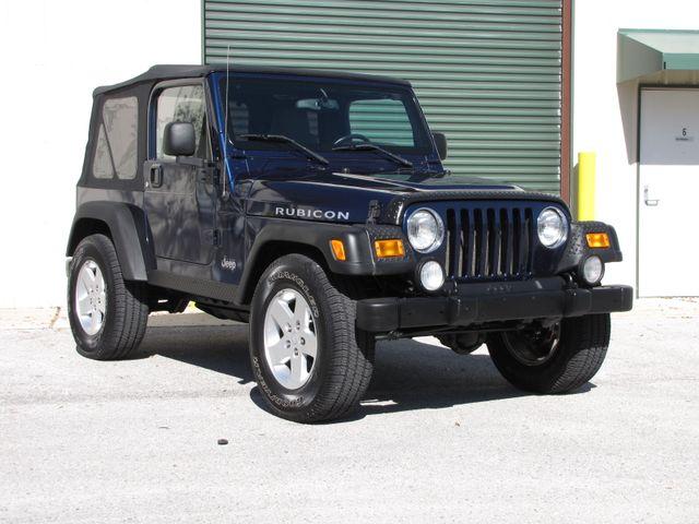 2004 Jeep Wrangler Rubicon Jacksonville , FL 1