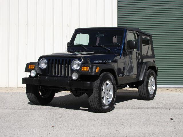 2004 Jeep Wrangler Rubicon Jacksonville , FL 34