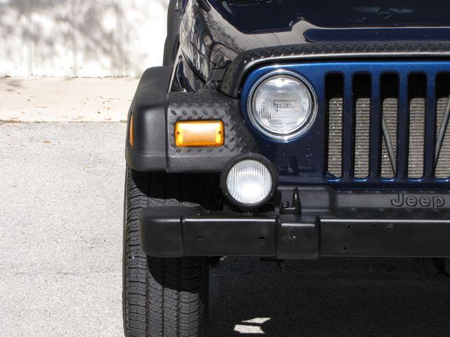 2004 Jeep Wrangler Rubicon Jacksonville , FL 16