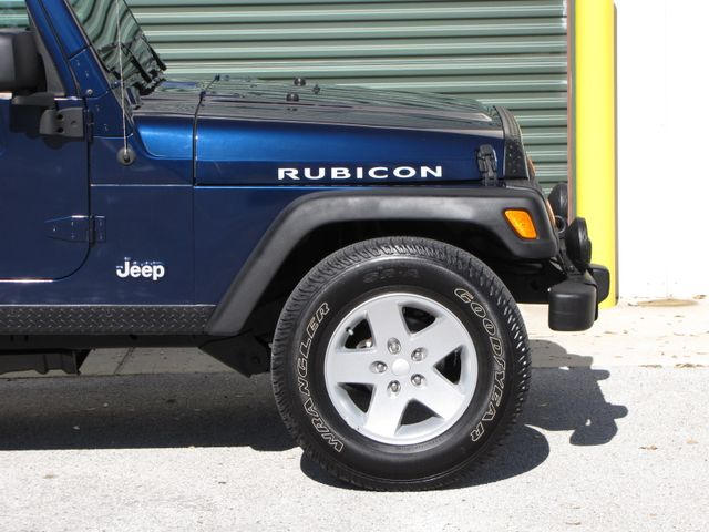 2004 Jeep Wrangler Rubicon Jacksonville , FL 11