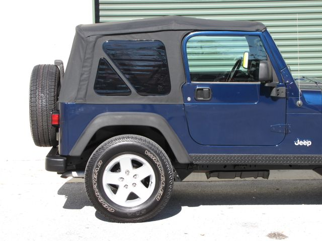 2004 Jeep Wrangler Rubicon Jacksonville , FL 12