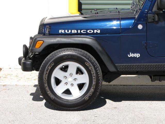 2004 Jeep Wrangler Rubicon Jacksonville , FL 7