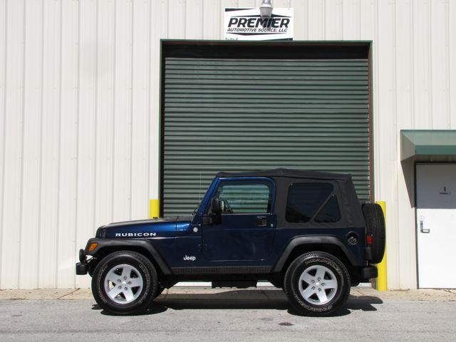2004 Jeep Wrangler Rubicon Jacksonville , FL 6